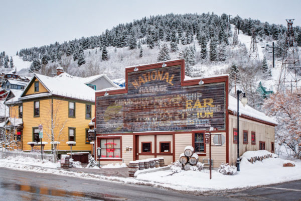Quitting is Not an Option When High West Saloon Is