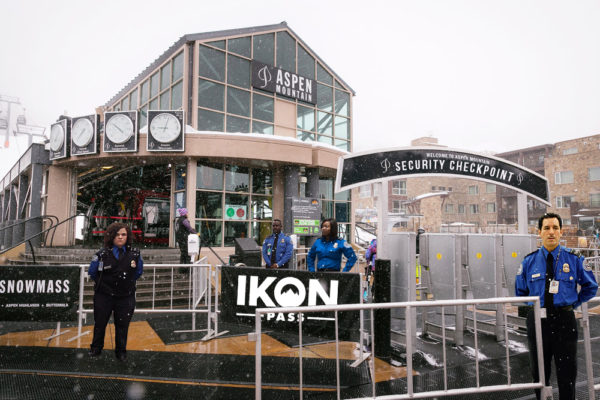Ikon Pass Security Screening coming to Aspen