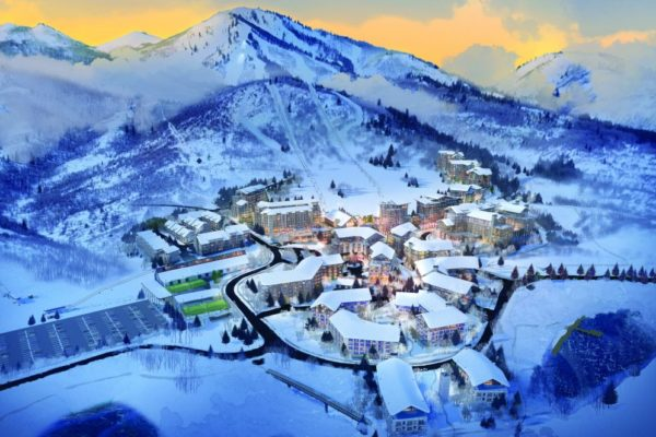 New Mayflower Ski Resort Coming to Park City
