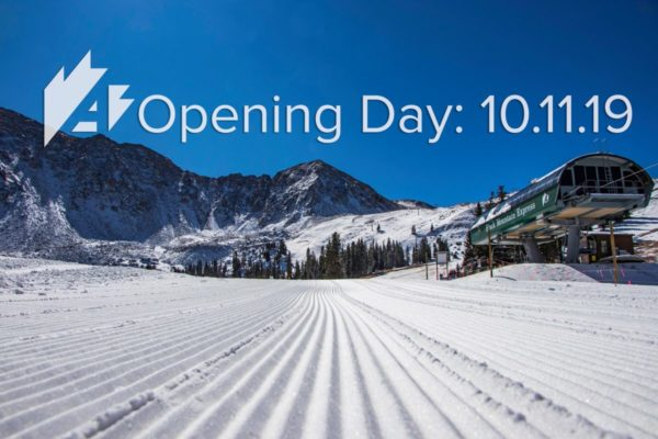 Keystone is the First Resort to Open... No Wait, It's Arapahoe Basin!