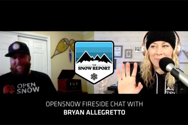 Halley and Bryan Allegretto of OpenSnow chat about all things weather