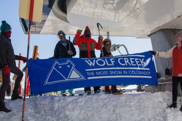 """Wolf Creek Opens the 2020 season """"first""""?"""